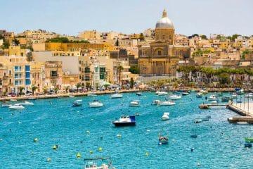 Geriausi viešbučiai Maltoje
