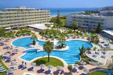 Geriausi viešbučiai Rodo saloje