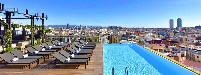 Grand Hotel Central viešbutis Barselonoje