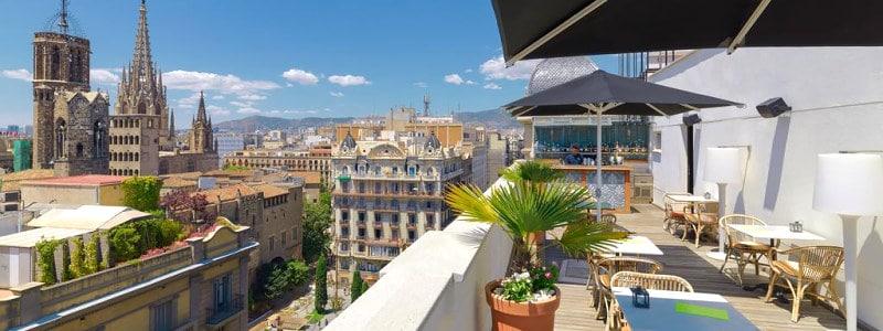 H10 Montcada prabangus viešbutis Barselonoje