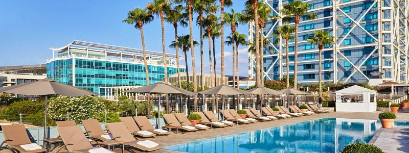 Hotel Arts Barcelona geras viešbutis Barselonos pakrantėje