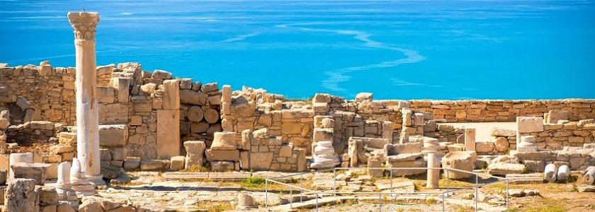 Kipro archeologiniai paminklai