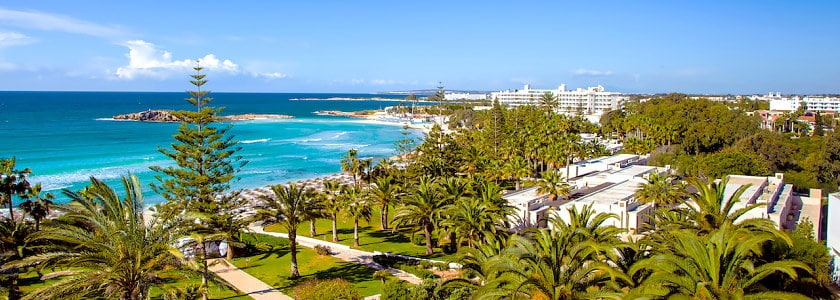 Kipro paplūdimiai