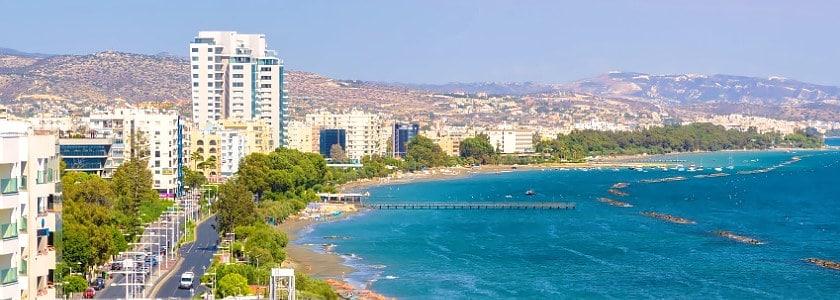 Limasolis -populiarus turistinis miestas Kipre