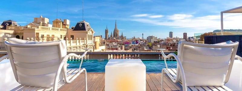 Ohla Barcelona vienas geriausių Barselonos viešbučių