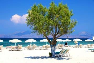 Pigūs viešbučiai Koso saloje