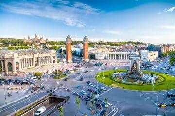 Populiariausi Barselonos lankytini objektai