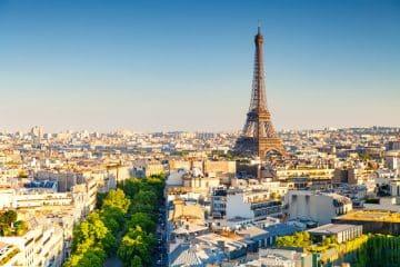Populiariausi lankytini objektai Paryžiuje