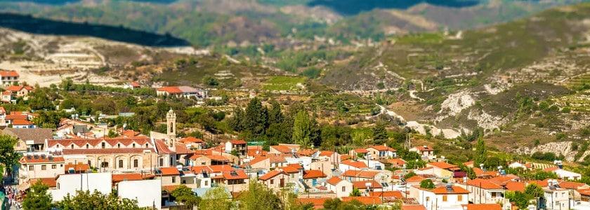 Trodos kalnai Kipre