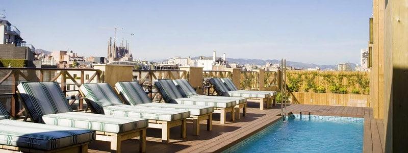 vienas geriausių Cotton House Hotel viešbutis Barselonoje