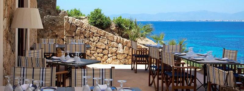 Geriausias Maljorkos viešbutis Cap Rocat