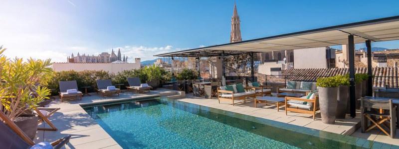 Viešbutis Sant Francesc Hotel Singular Maljorka