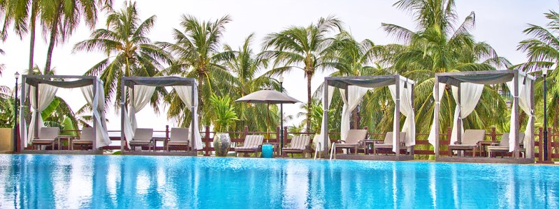 Prabangus Cape Panwa viešbutis Puketo regione
