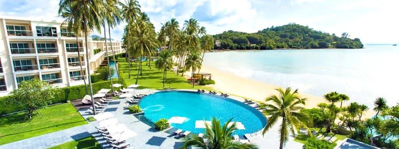 Kokybiškas Crowne Plaza Phuket Panwa Beach viešbutis