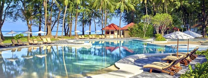 Prabangus viešbutis Dusit Thani Laguna Phuket