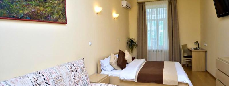 Heart Kiev Apart-Hotel viešbutis Kijeve