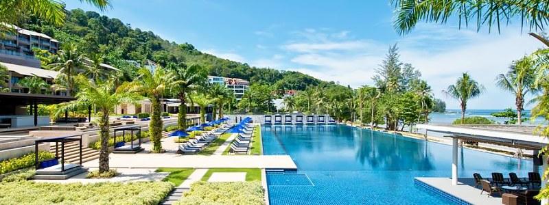 Prabangus viešbutis Hyatt Regency Phuket Resort Pukete, Tailande