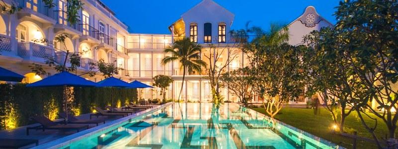 Little Nyonya Hotel viešbutis Pukete