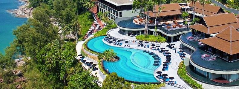 Prabangus viešbutis Pullman Phuket Arcadia Naithon Beach Puketo regione