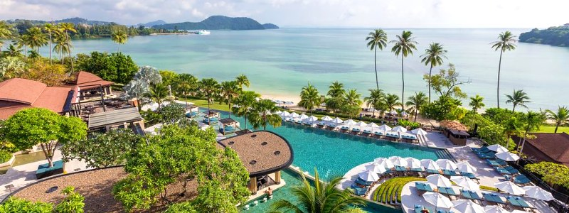 Pullman Phuket Panwa Beach viešbutis