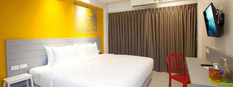 Recenta Express Phuket Town viešbutis