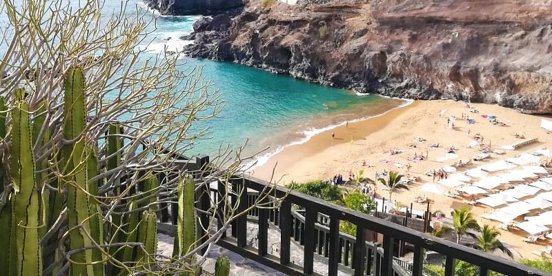 Paplūdimys Playa Abama
