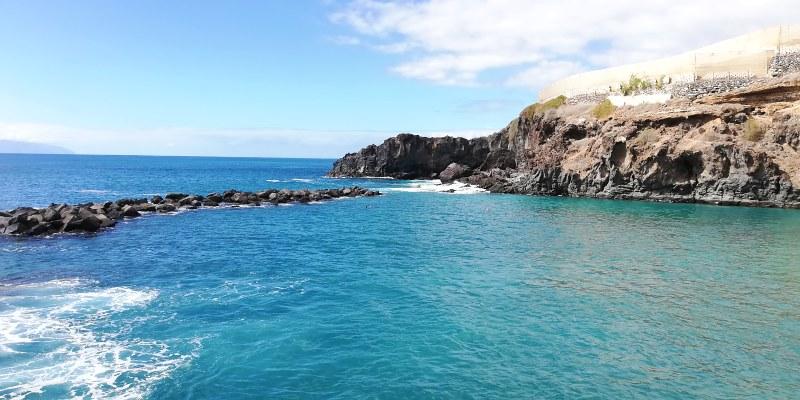 Playa Abama krantas