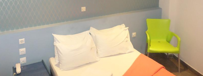 Nafsika viešbutis Atėnų centre