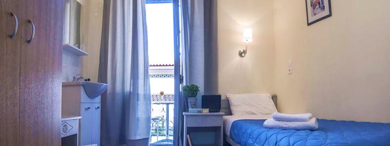 Pigus viešbutis Atėnuose