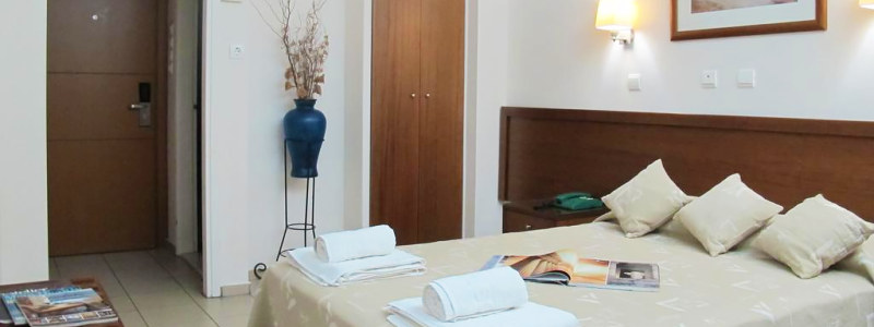 Viešbutis Atėnų centre Hotel Solomou