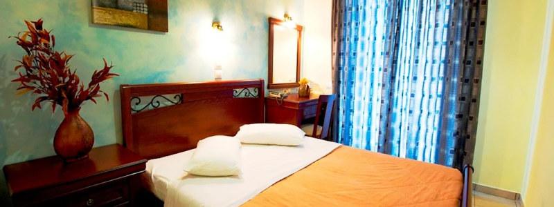 Pergamos viešbutis Atėnuose