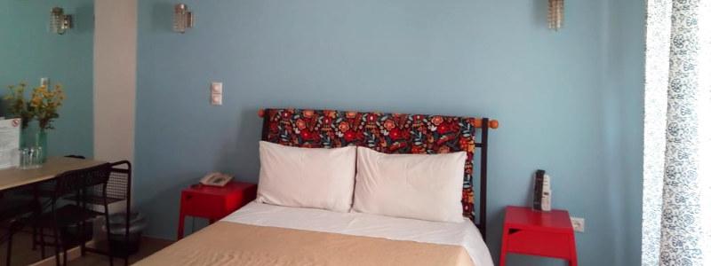 Viešbutis Atėnuose Zappion Hotel