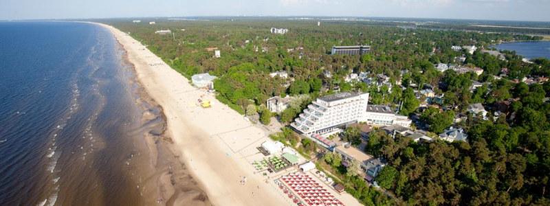 Baltic Beach viešbutis Jūrmaloje