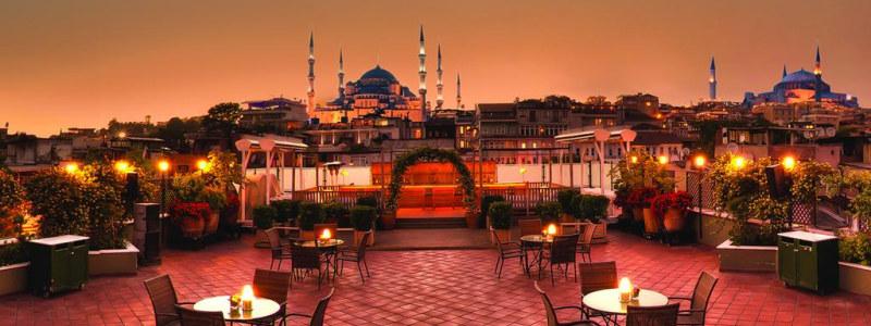 Armada viešbutis Stambule