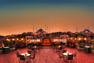 Geriausi viešbučiai Stambule