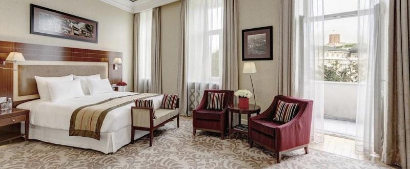 Vienas geriausių viešbučių Lietuvoje Grand Hotel Kempinski Vilnius