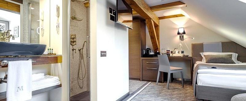 Prabangus viešbutis Lietuvos pajūryje Michaelson Boutique Hotel